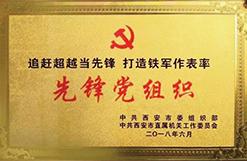 先锋党组织