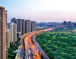 西安-临潼高速公路