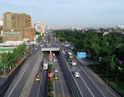 西安市环城南路文昌门-和平门隧道