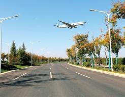 西咸新区空港南环路BT工程