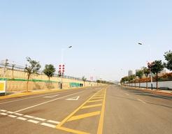 西安市经济技术开发区工程-尚新路