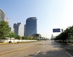 西安国家民用航天产业基地工程-航创路