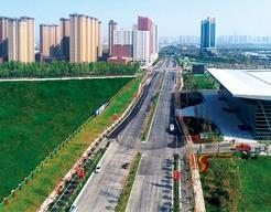 西安市高新技术产业开发区工程-科技五路道路